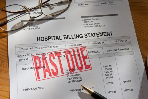 can you discharge medical debt in a georgia bankruptcy