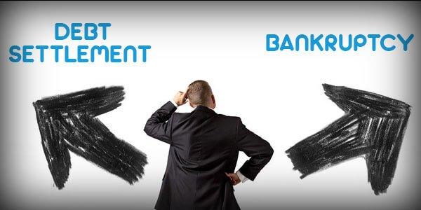 Debt settlement or bankruptcy: Which option is better for ...