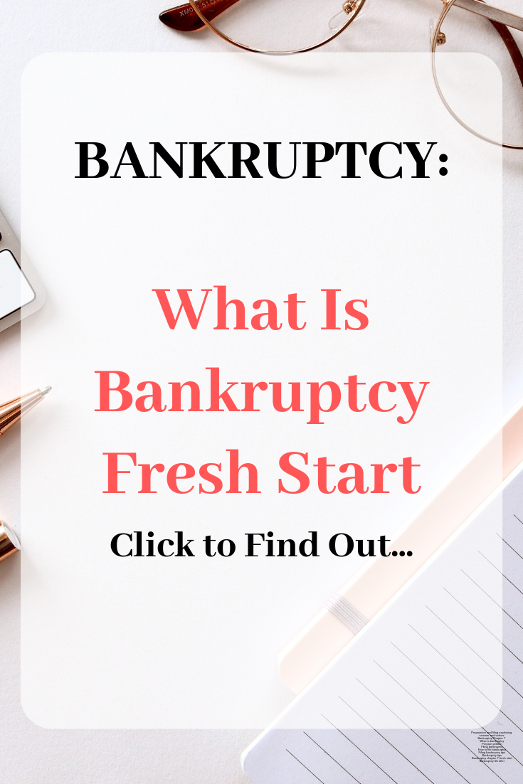 Here will find out what is bankruptcy, how to file ...