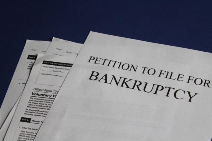 how a bankruptcy affects your physical and mental well being