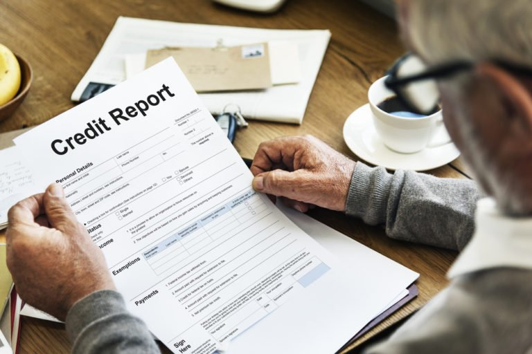 How long does bankruptcy stay on my credit report?