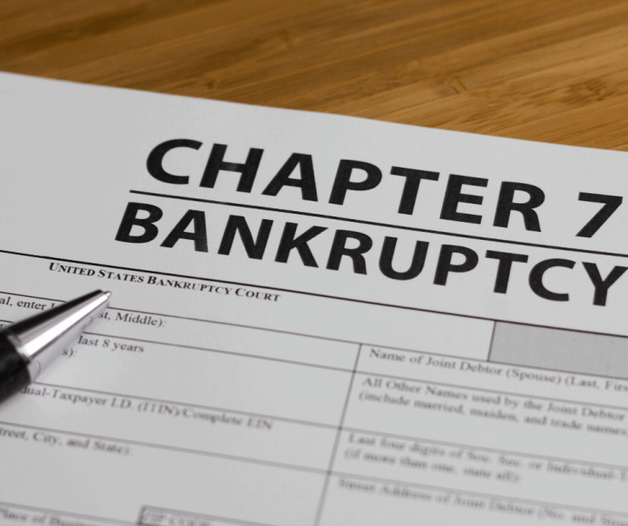 how to remove a bankruptcy from your credit report my