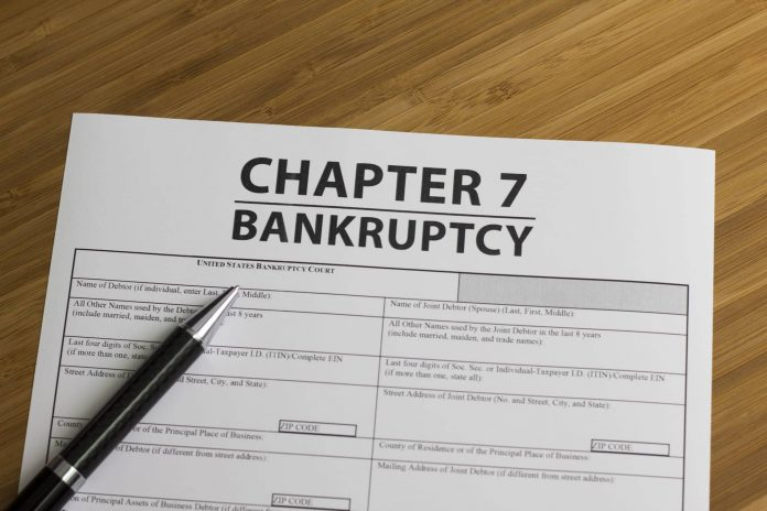 what debts can be discharged in a chapter 7 bankruptcy