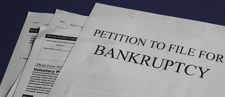When Should You Consider Filing For Bankruptcy?